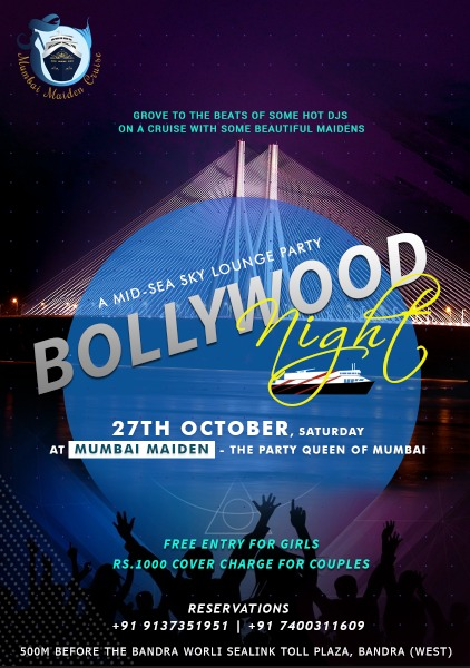 Bollywood Night | 27th October 2018