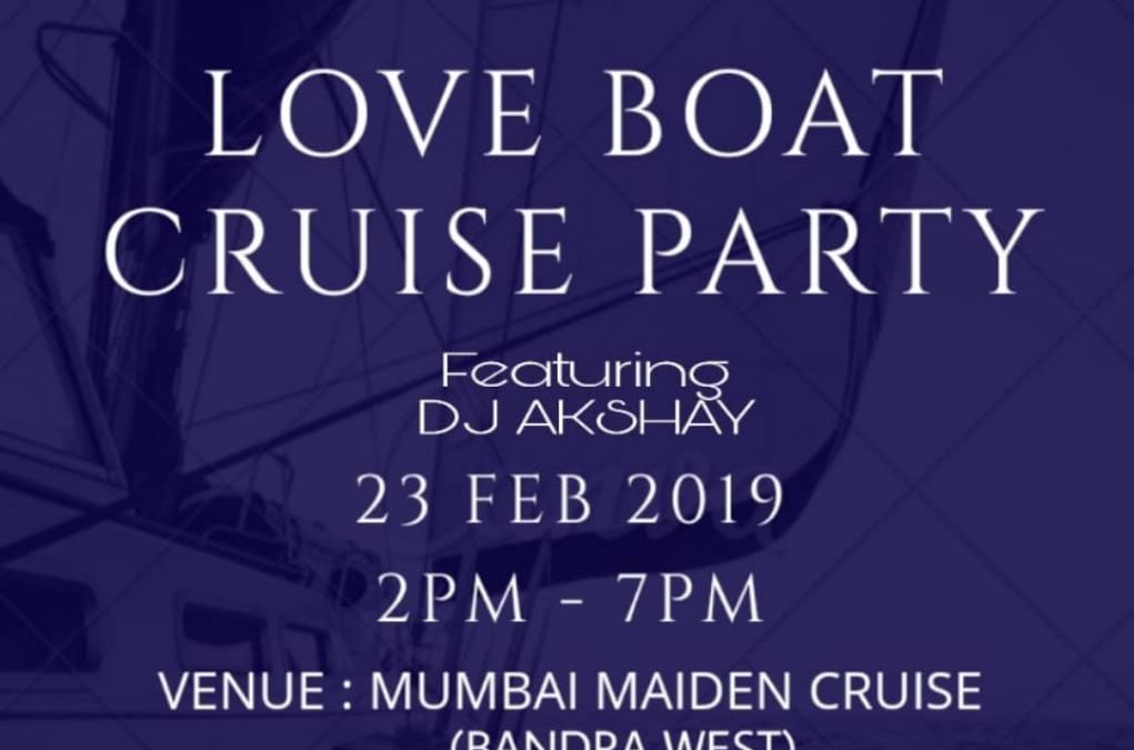 Love Boat Cruise Party
