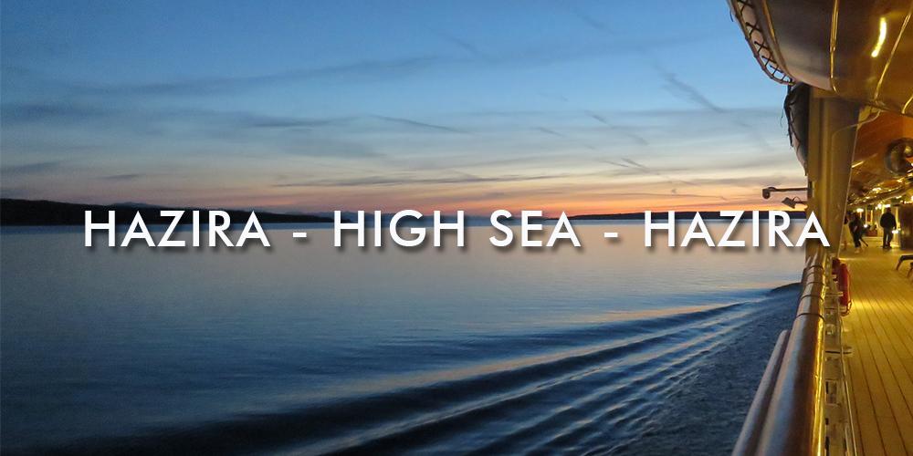 Hazira – High Sea – Hazira